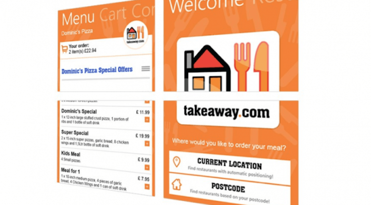 Takeaway.com learns when you want to order out