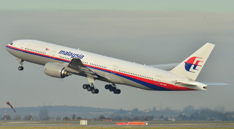 Malaysia Airlines SMS't nabestaanden over crash vlucht MH370