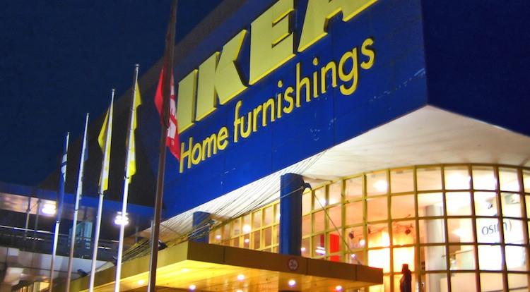 SMS radio Kitchen IKEA