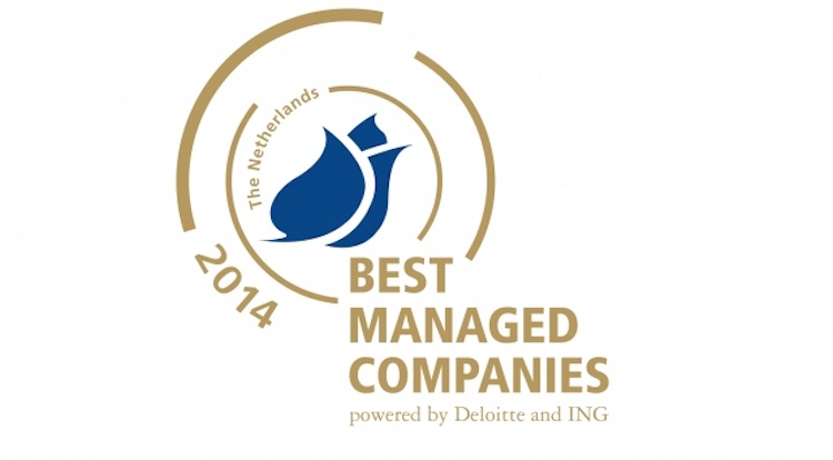 CM awarded 'Best Managed Company 2014'.