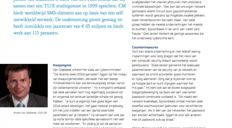 CEO CM in Deloitte's Mid Market Monitor 2013-07-22