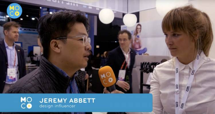 Jeremy Abbett MoCo interview MWC