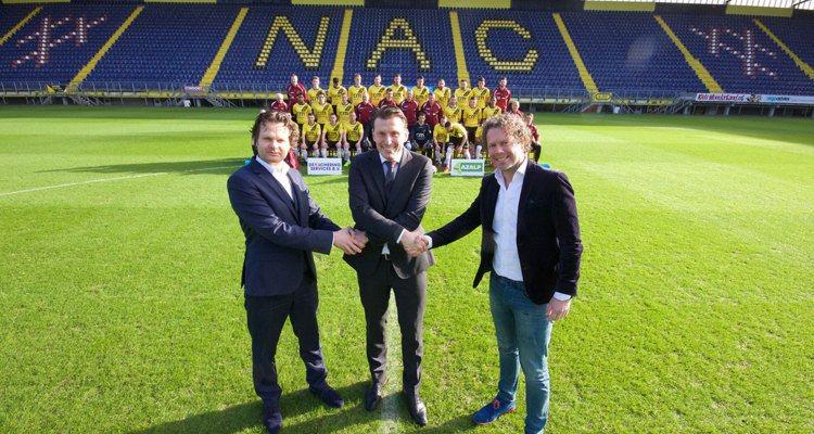CM sponsor NAC Breda